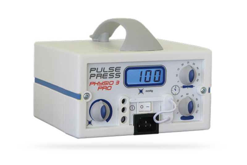 Pulse Press Physio 3 Pro Compression Therapy Unit